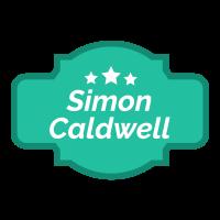 Simon Caldwell Logo